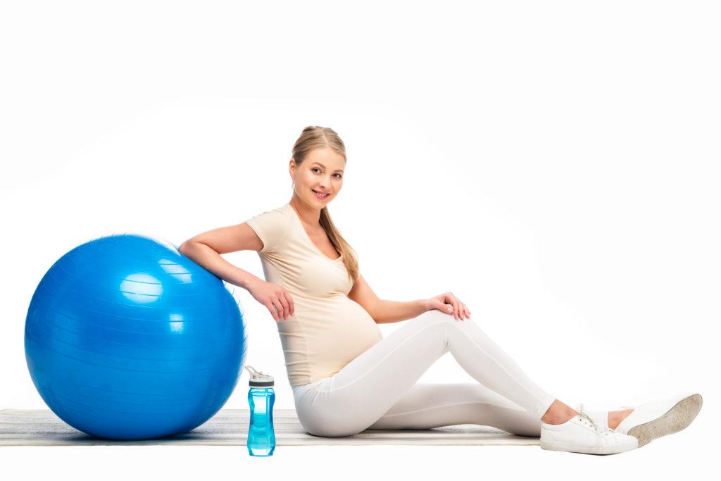 zaparcia w ciąży aktywność fizyczna