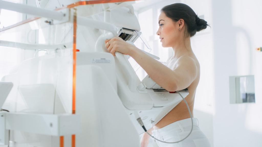 mamografia raka piersi