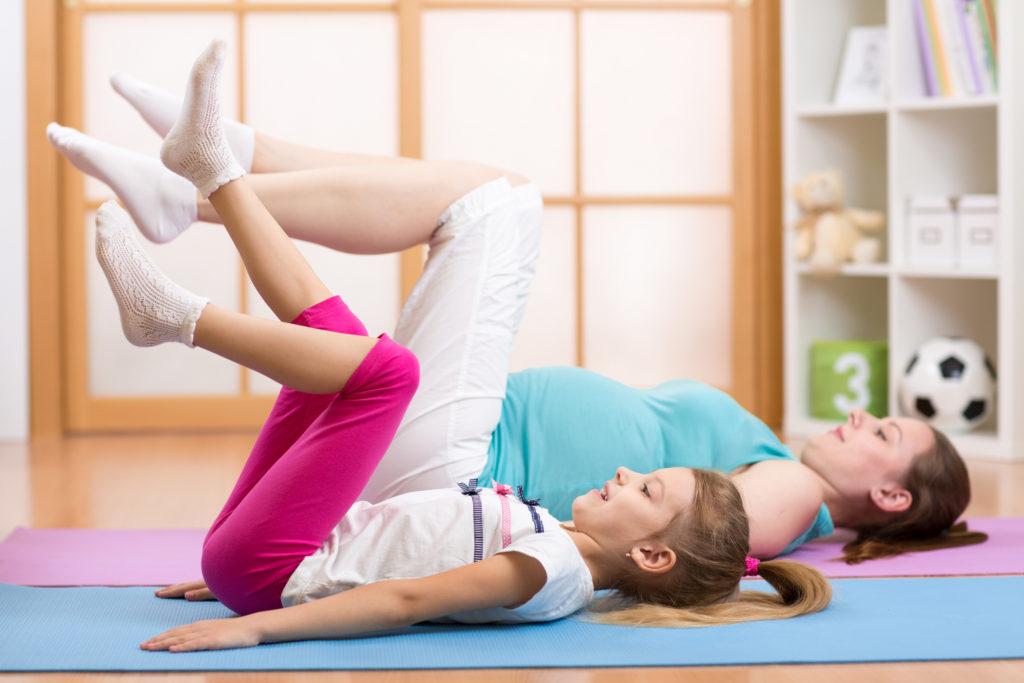 gimnastyka sport w ciąży