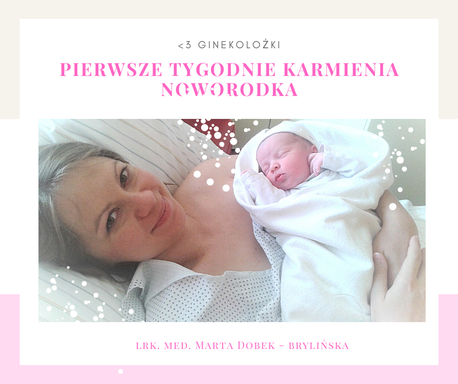 laktacja karmienie noworodka